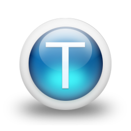 Learn Tutuorial Course about Trading Terms 3D Animated Blue Word Business Icon