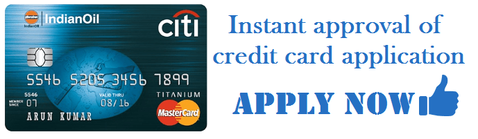 Top 10 - Best Credit Cards India - IndianOil Citi Platinum Card