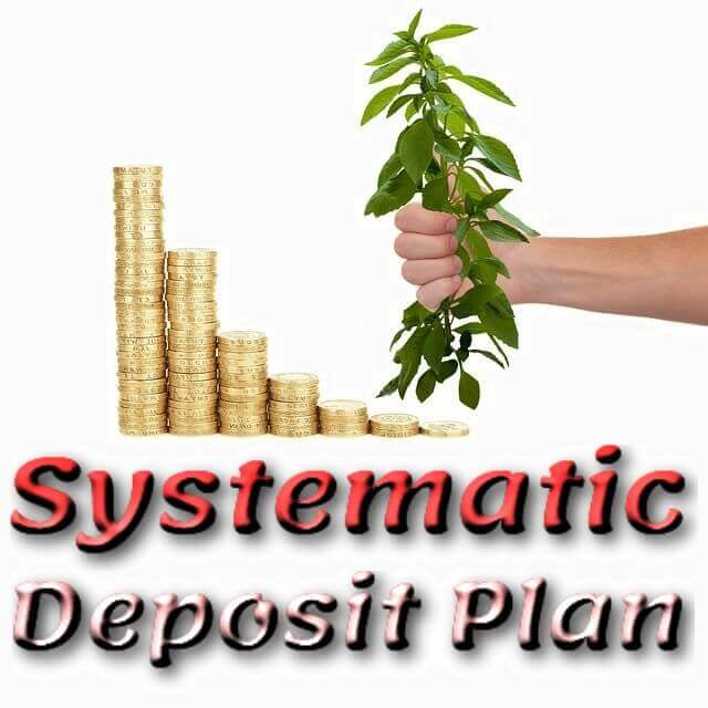 Systematic Deposit Plan-Best Investment Option-Best Saving Option-Wikipedia of FInance